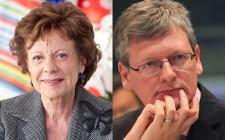Commissioners Neelie Kroes and László Andor