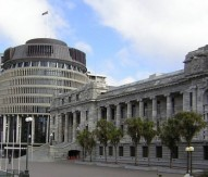 New Zealand's Parliament House