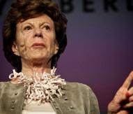Commissioner Neelie Kroes