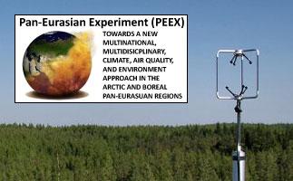 Pan Eurasian Experiment (PEEX)