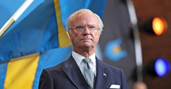 Carl XVI Gustaf c Bengt Nyman