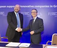 EIB deal signing