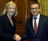 Moedas and Schneider-Amman sign H2020 agreement