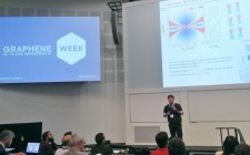 Conference opens showcasing graphene and 2D materials