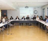 Round table of the meeting with the BONUS EEIG secretariat