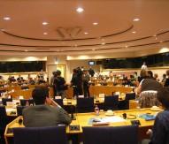 EP Committee room, Brussels