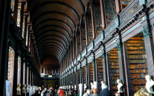 Trinity College Library, Dublin © Herry Lawford