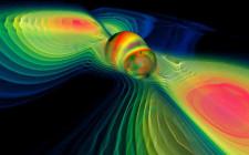 When Black Holes Collide © NASA Blueshift