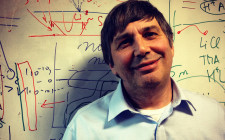 2010 Noble Prize winner and Co-discoverer of Graphene Professor Andre Geim © cellanr